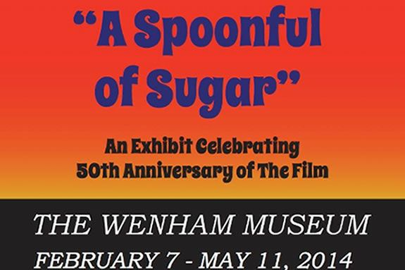 Wenham Museum 50th Anniversary of Mary Poppins. Visit Wenham Museum