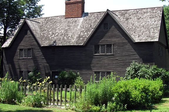 Take a tour of Whipple House as part of 17th Century Saturday in Ipswich!