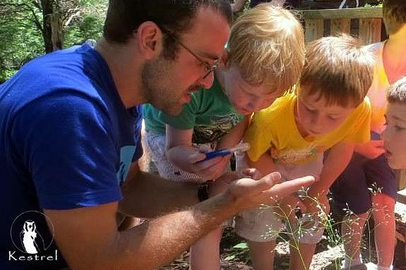 Kestrel Adventures present Wild Science with Clayton Kern!