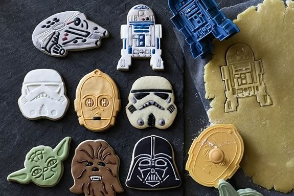 Junior Chefs will learn about the force and cookies at Williams-Sonoma Lynnfield!