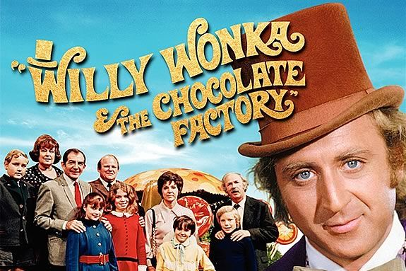 "Enjoy a showing  of ""Willy Wonka and the Chocolate Factory"" on the Salem Common"