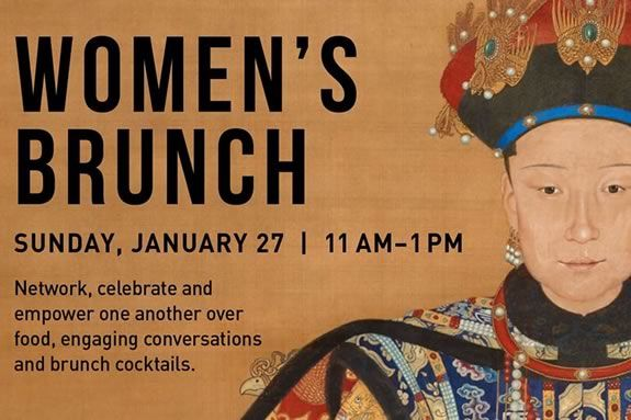 Peabody Essex Museum Women's Brunch & Festival enocurages women to embrace their inner empress in Salem Massachusetts
