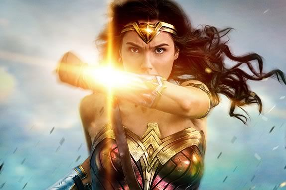 """Enjoy a showing of """"Wonder Woman"""" on the Salem Common"""