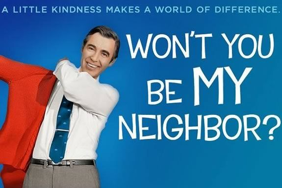 Families are invited to a FREE screening of 'Won't You Be My Neighbor' at Glen Urquhart School