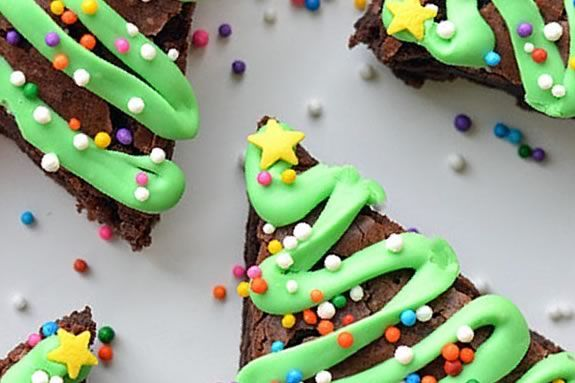 Teens and Tweens will make Christmas tree brownies in Essex Massachusetts.