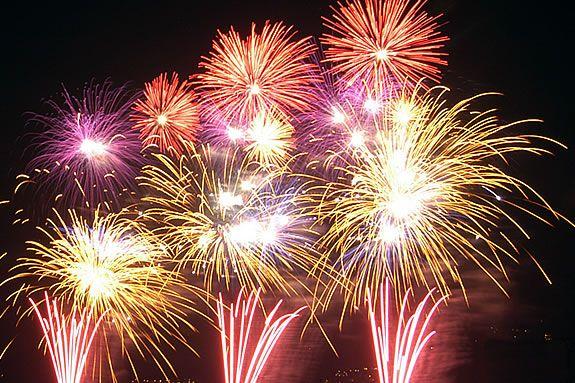 The Gloucester Schooner Festival will light up Gloucester Harbor with Fireworks!