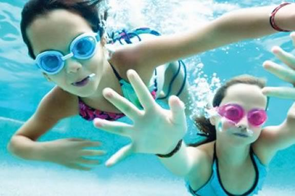 Ipswich YMCA hosts an open house showcasing their aquatics facility and programs