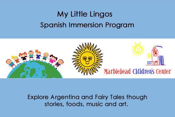 Marblehead Children's Center Open House serving children from infant to kinderga