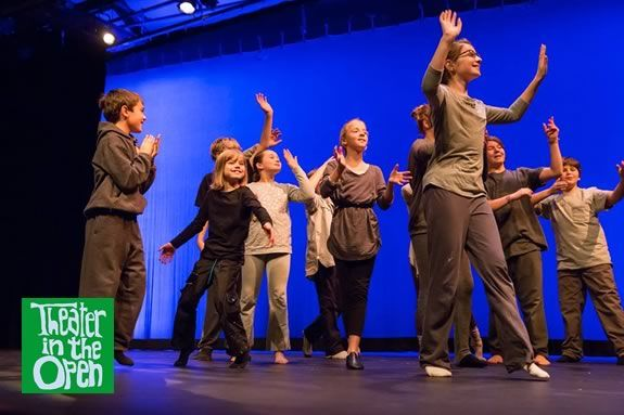 Theater in the Open February Vacation Workshop 2017 Newburyport