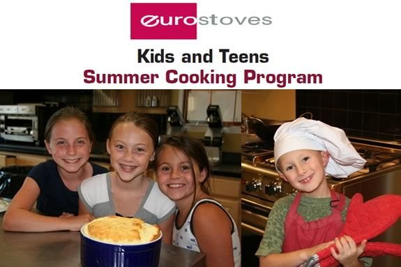 Beverly MA Cooking Classes for Kids. Eurostoves culinary Center