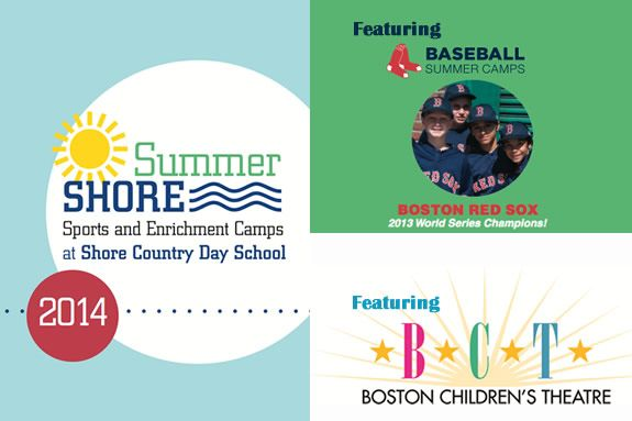 Shore Country Day School Summer Programs. Beverly MA
