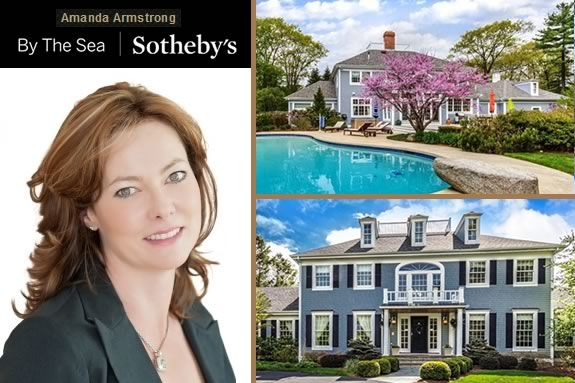 Amanda Armstrong Sothebyls By the Sea Realtor