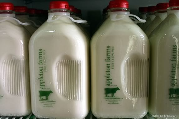 Dairy shares are now available through Appleton Farms in Ipswich, MA!
