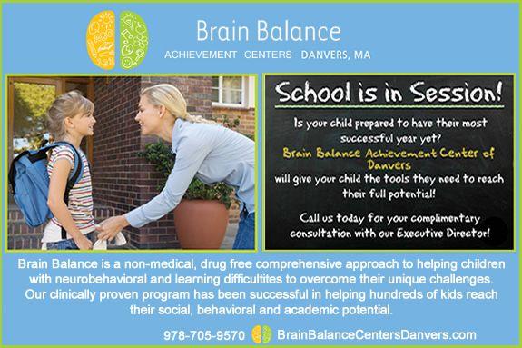 Brain Balance Center Danvers MA. Helping kids reach their goals.