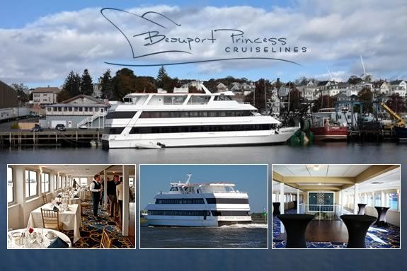 Take dad on a cruise on Gloucester Harbor aboard Beauport Princess!