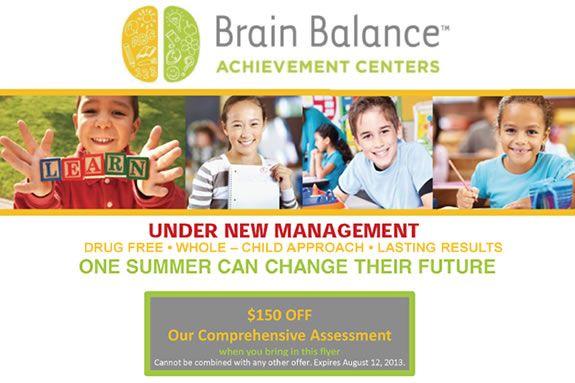 Brain Balance Achievement Centers Danvers MA One Summer Can Change Their Future