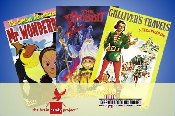 CACC and the Brain Candy Project team up to present a classic animated FilmFest