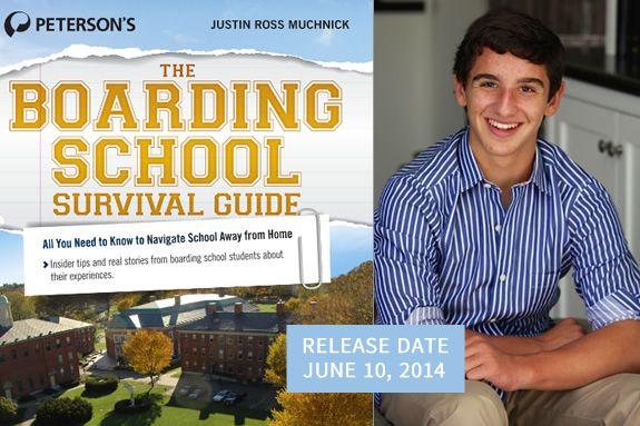 The Boarding School Survival Guide Justin Ross Muchnick