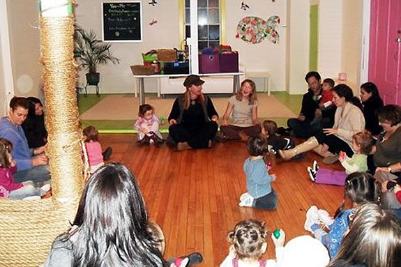 The Kiwi Girl offers classes, private lessons and entertainment for parties.