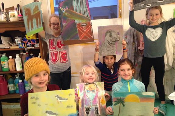 Art classes for kids, North of Boston, Visit Massachusetts, Cape Ann, North Shor