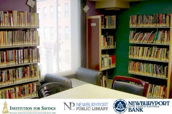 Newburyport Public Library announces and expansion for the teen loft!