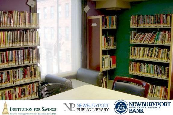 Newburyport Public Library announces and expansion for the teen loft!
