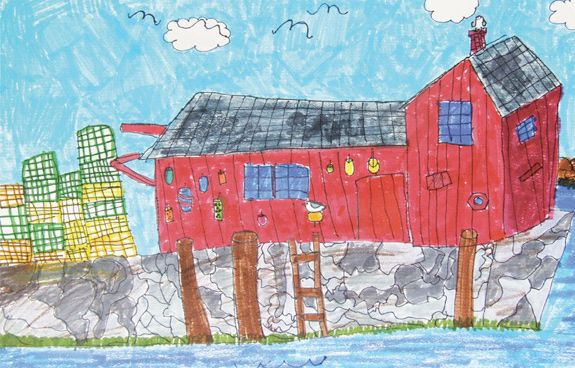Rockport Art Association Summer Programs for Kids