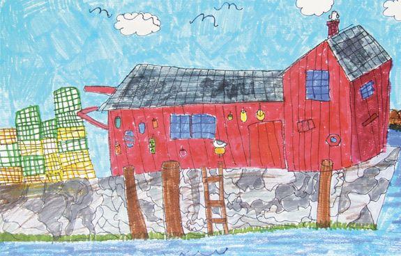 Rockport Art Association Summer Programs for Kids