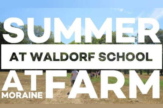 Summer at Waldorf School at Moraine Farm in Beverly MA