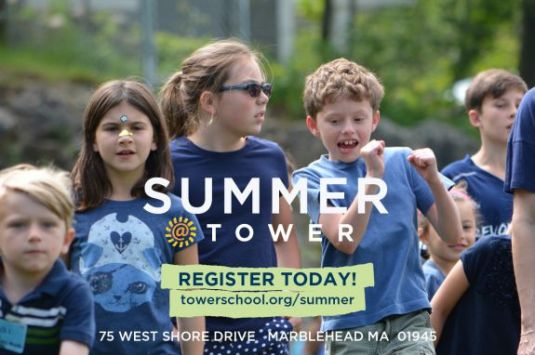 Welcome to Summer at Tower School in Marblehead MA