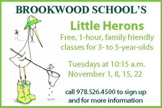 Little Explorers Enrichment Program at Brookwood School