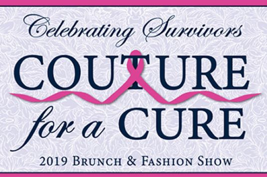 Anna Jaques Hospital Celebrating Survivors - Couture for a Cure Fashion Show & Brunch  - Newburyport MA