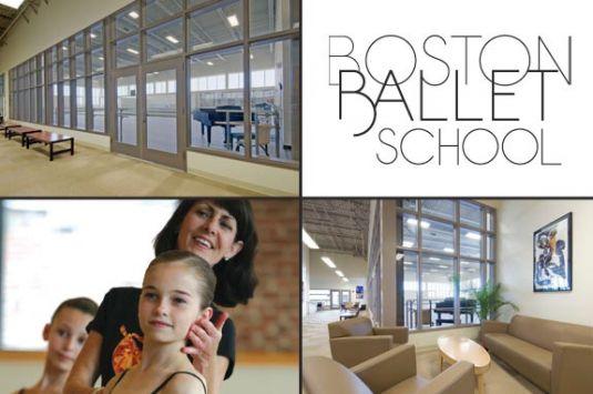 Boston Ballet School Northshore Studio at Van Otterloo YMCA