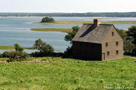 Tour the Choate House on this guided exploration of Choate Island.