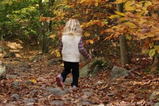 Kidleidoscope is a prograsm designed for preschoolers at Bradley Palmer State Park