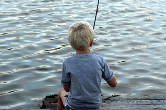 Kids will learn about pond fishing on the ipswich River at Harold Parker State Forest