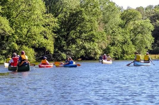 Ipswich River Watershed Association invites you to a free session where you will learn the basics of paddling!