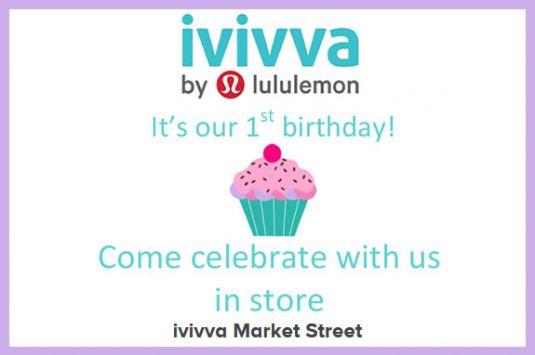 Ivivva MarketStreet Lulumon
