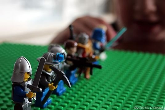 Kids are invited to a freestyle LEGO buiild session at the Newbury Town Library!