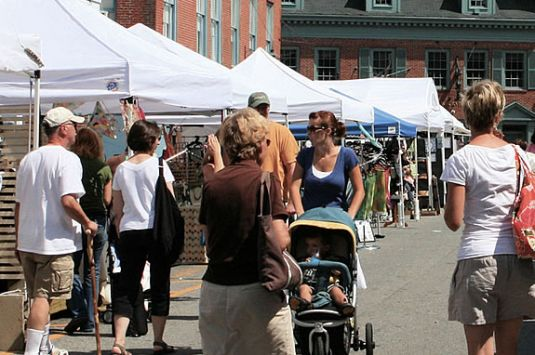Market Square Day has been a Newburyport tradition for 55 years and running!