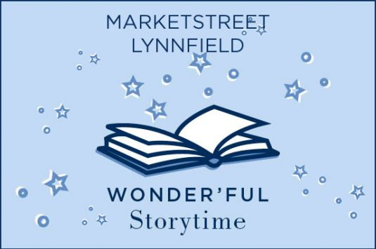Storytime and other events and things to do at MarketStreet Lynnfield