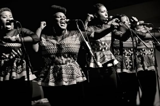 Nobuntu brings a cappella from Africa to the Rogers Center for the Arts in North Andover