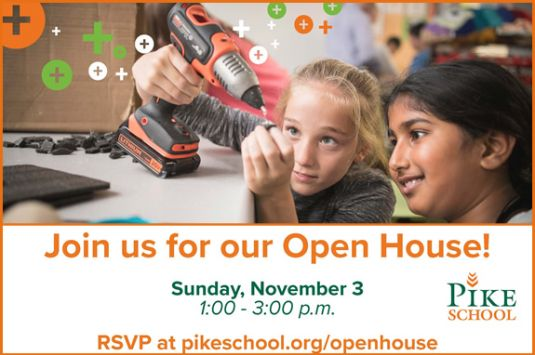 The Pike School in Andover MA Open House