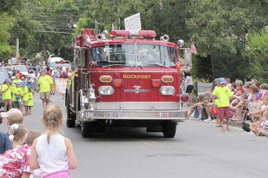 Independence Day Celebration in Rockport 2012