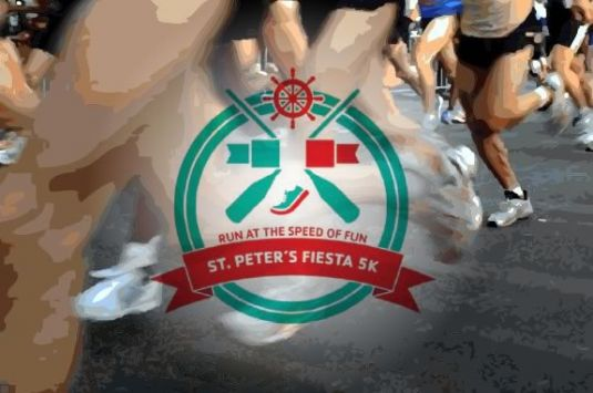 The Cape Ann YMCA Saint Peter's Fiesta 5k encourages kids to enter.