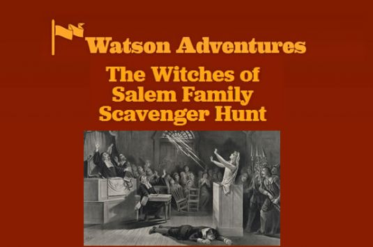 Salem Family Scavenger Hunt