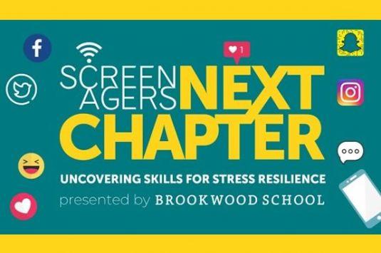 Brookwood School hosts a screening of Screenagers: Next Chapter