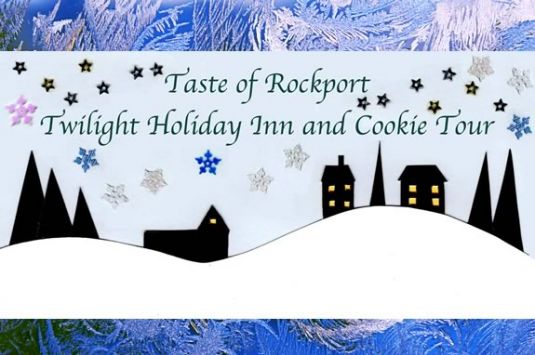 The Inns of Rockport are opening their doors for the Twilight Holiday Inn & Cookie Tour