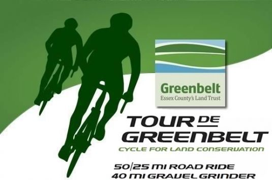Essex County Greenbelt will host their annual road cycle event to raise funds for conservation efforts on the North Shore!