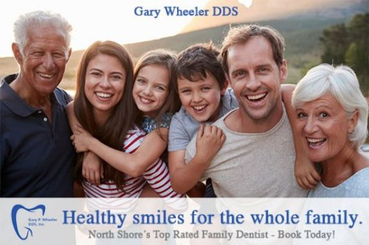 Gary Wheeler, DDS - Top Rated Family Dentist on NorthShore, 2019